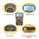 4000 cuentas Multi-Funciones del multímetro digital MS8229