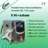 K10 efetivo ND YAG Laser Tattoo Eyebrow Lip Removal