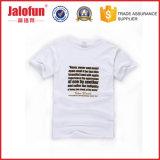 中国のキャンペーンのための卸し売り昇進のカスタム綿のTシャツの印刷