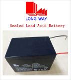 batteria al piombo sigillata ricaricabile del terminale filo 18V7ah