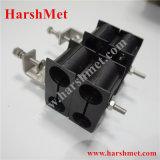 Abrazadera del cable de alimentación del acero inoxidable para el cable de 7/8 pulgada