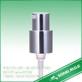 24/410 di pompa di alluminio della crema di alta qualità con Overcap pieno