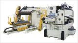 NCのサーボ送り装置(MAC4-1300F-2)が付いている1つのストレートナの送り装置に付きオートメーション3つ
