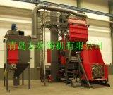 máquina del chorreo con granalla 28gn (28GN \ 15GN)