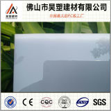 Folha contínua do policarbonato para recipientes transparentes da aviação