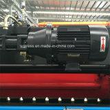 Freio hidráulico rolado da imprensa do CNC da placa para a venda 63t 2500mm