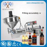 良質の天然水の充填機のびんの充填機の自動充填機