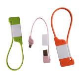 Cable de datos micro universal del USB del encadenamiento dominante para Samsung Lccb-005
