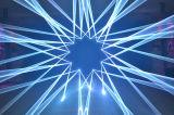 3W RGB Ld 520 de luz láser con tarjeta SD Pantalla LCD