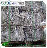 A7 lingote de aluminio, desechos del alambre del Al con pureza elevada