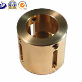 Peças fazendo à máquina do cobre/liga Parts/CNC da elevada precisão do OEM