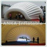 전람 광고를 위한 거대한 팽창식 쉘 천막