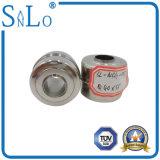 Flotador 40*35*15.5 del acero inoxidable para la solapa magnética del calibrador llano
