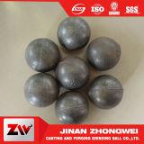 Precio bajo y bola de acero de pulido de alto impacto de media del arrabio del valor para la planta y la mina del cemento