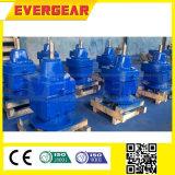 Motor de engranajes helicoidales de serie R de alta costura