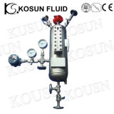 Serbatoio del bacino idrico della pressione dell'aria di Auxillary della guarnizione meccanica dell'acciaio inossidabile