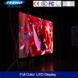 Pared de interior video de alta resolución del vídeo de la pared P2.5 RGB LED