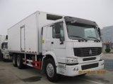 De Vrachtwagen van de Ijskast van Sinotruk HOWO