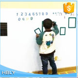 Пленка классная доска фольги Repositionable почерка опаковая для детсада памяток