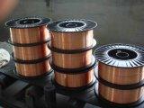 Air du fil de soudure HCo2 (AWS ER 70S-6) tissant, profondément - 16
