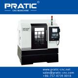 기계장치 PS 650를 맷돌로 가는 알루미늄 단면도 CNC
