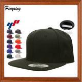 Pressão em branco original para trás Bill liso do clássico do tampão do chapéu do Snapback de Flexfit