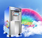 Machine attrayante de crême glacée de fonction d'arc-en-ciel