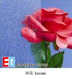 Modelo/rodillo/vidrio rodada/del edificio de Kasumi