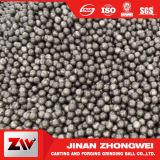 17-150 la alta calidad del milímetro forjó/las bolas de pulido echadas para la explotación minera