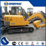 XCMG 6 Tonnen-Gleisketten-mini hydraulischer Exkavator (Xe60)