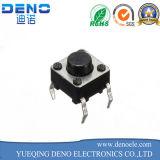 interruptor de pulsador del interruptor táctil de 5m m mini