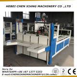 Machine semi-automatique de Gluer du dépliant Cx-2800