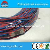 450 / 750V doble de cobre saca la Cable eléctrico Cable de pares trenzados