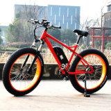 Le plus défunt gros vélo modèle de la montagne E de pneu