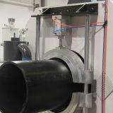 プラスチック押出機の固体壁の管の放出ライン