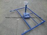 Échafaudage simple de bâti d'échelle avec 4FT x 5FT