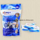 Essuie-main comprimé de vente chaude de la Chine pour l'exportation