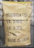 Polvo de goma del CBS (CZ) del acelerador