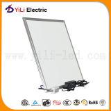 細い天井白いアルミニウム130lm/W 600*600mm LEDパネル