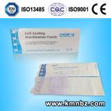 Bolsa autoadhesiva disponible médica de la esterilización