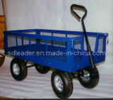 High Quality Steel Meshed 정원 Cart (TC1840)의 중국 Manufacturer