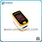 Promoção-Oxímetro de pulso de dedo com LED Display / OEM Aceitável
