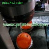 Stampante piena del rilievo della stampatrice della sfera del PVC di otto colori