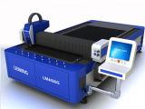 Grande machine de découpage de laser en métal de fibre d'emplacement de travail à vendre