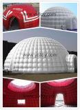 Cube Bubble Надувные Портативный Встреча Igloo Dome Tent