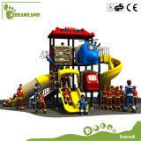 Speelplaats van de Apparatuur van de Jonge geitjes van het Speelgoed van jonge geitjes de In het groot Kleurrijke Plastic Openlucht