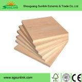 Contre-plaqué pour les meubles, l'emballage et la construction