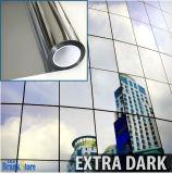 Película solar unidireccional resistente al calor del edificio de la ventana de cristal de la visión
