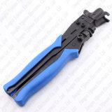Outil à sertir de compactage de connecteur du câble F de Rg59 RG6 Rg11