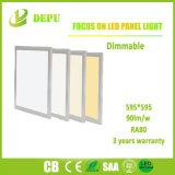 In het groot LEIDEN SMD2835 Oppervlakte Opgezet Dimmable Comité Lichte 48W 600*600 90lm/W met Ce, TUV, SAA